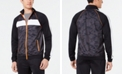 Ideology Men's Camo Colorblocked Track Jacket, Created for Macy's