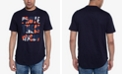 Sean John Men's Prove Them Wrong Camouflage Graphic T-Shirt