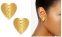 kate spade new york  Gold-Tone Petal Stud Earrings
