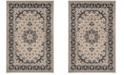 Safavieh Lyndhurst Cream and Anthracite 8' x 10' Area Rug