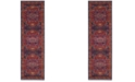 "Safavieh Evoke Fuchsia and Orange 2'2"" x 9' Runner Area Rug"