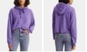 Levi's Cropped Hooded Sweatshirt