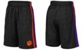 Colosseum Big Boys Clemson Tigers Team Stripe Shorts