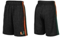 Colosseum Big Boys Miami Hurricanes Team Stripe Shorts