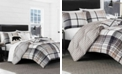 Eddie Bauer Normandy Plaid Comforter Set, Full/Queen