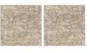 "Safavieh Meadow Beige 6'7"" x 6'7"" Square Area Rug"