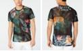 GUESS Men's Wynn Wild Jungle Graphic Semi-Sheer T-Shirt