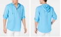 INC International Concepts I.N.C. Men's Half-Zip Hoodie, Created for Macy's
