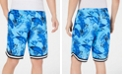INC International Concepts I.N.C. Men's Utopia Botanical Skull Print Shorts, Created for Macy's