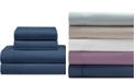 Elite Home Cool Comfort Cotton Solid Full Sheet Set