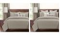 Siscovers Sis Covers Glaze Peat 6 Piece King Luxury Duvet Set
