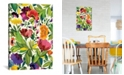 """iCanvas """"September Bouquet"""" By Kim Parker Gallery-Wrapped Canvas Print - 26"""" x 18"""" x 0.75"""""""