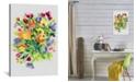 "iCanvas ""Autumn Bouquet"" By Kim Parker Gallery-Wrapped Canvas Print - 60"" x 40"" x 1.5"""