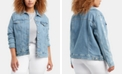 Levi's Trendy Plus Size Denim Original Trucker Jacket