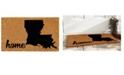 "Home & More Louisiana 24"" x 36"" Coir/Vinyl Doormat"