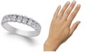 Macy's Diamond Band (1/2 ct. t.w.) in 14k White Gold