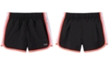 Calvin Klein Big Girls Slim-Fit Colorblocked Sport Shorts