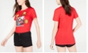 Love Tribe Juniors' Mario Kart Graphic T-Shirt