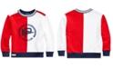 Polo Ralph Lauren Little Boys Cotton Terry Graphic Sweatshirt