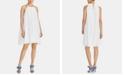 RACHEL Rachel Roy Sabine Cotton Eyelet Swing Dress