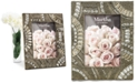 """Martha Stewart Collection Silver Beaded 5"""" x 7"""" Frame, Created For Macy's"""
