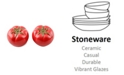 Thirstystone CLOSEOUT! La Dolce Vita Tomato Salt and Pepper Shakers