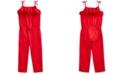 Polo Ralph Lauren Toddler Girls Eyelet Cotton Batiste Jumpsuit