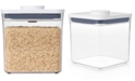 OXO Pop Big Square Short Food Storage Container