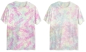 Hybrid Coca-Cola Men's UV Sunlight Activated Tie Dyed Graphic T-Shirt