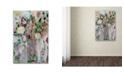"""Trademark Global Carrie Schmitt 'Spring Showers' Canvas Art - 30"""" x 47"""""""