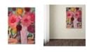 """Trademark Global Carrie Schmitt 'Surrender Softly' Canvas Art - 35"""" x 47"""""""