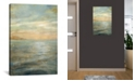 iCanvas Serene Sea Ii by Danhui Nai Gallery-Wrapped Canvas Print Collection