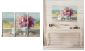 """iCanvas Seaside Spring Crop by Danhui Nai Gallery-Wrapped Canvas Print - 40"""" x 60"""" x 1.5"""""""