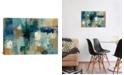 "iCanvas Jasper Lagoon by Silvia Vassileva Gallery-Wrapped Canvas Print - 26"" x 40"" x 0.75"""