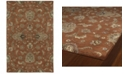 "Kaleen Mystic Europa-60 Copper 9'6"" x 13' Area Rug"