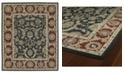 "Kaleen Solomon King David-52 Graphite 5' x 7'9"" Area Rug"