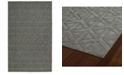 Kaleen Imprints Modern IPM08-38 Charcoal 8' x 11' Area Rug