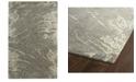 Kaleen Brushstrokes BRS01-49 Brown 2' x 3' Area Rug