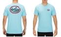 Hurley Men's Oval Logo Graphic T-Shirt