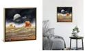 iCanvas Metallic Desert by Spacefrog Designs Gallery-Wrapped Canvas PrintiCanvas Metallic Desert by Spacefrog Designs Gallery-Wrapped Canvas Print