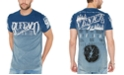 Buffalo David Bitton Men's Dip Dyed Venice Graphic T-Shirt