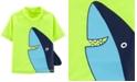 Carter's Baby Boys Shark-Print Rash Guard