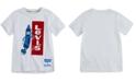 Levi's Little Boys Crayola Collection Crayon-Print Cotton T-Shirt