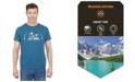 Mountain And Isles Short Sleeve Hammock Graphic Tee