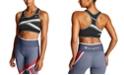 Champion Women's Infinity Colorblocked Racerback Medium-Impact Sports Bra