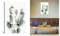 """iCanvas Prickly Pear by Green Lili Wrapped Canvas Print - 26"""" x 18"""""""