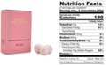 House of Dorchester 6-Pc. Pink Marc de Champagne Truffles