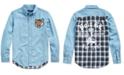 Polo Ralph Lauren Big Boys Chambray Shirt