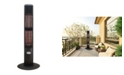 Ener-G+ Infrared Electric Outdoor Heater - Freestanding with Remote