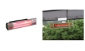Ener-G+ Infrared Electric Outdoor Heater - Wall Mounted